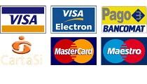 Pagamento con carte
